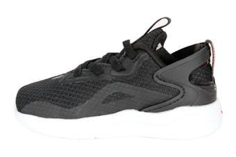 Puma Boys' RIFT AC Infant Shoe (Puma Black-High Risk Red, Size 10C US)