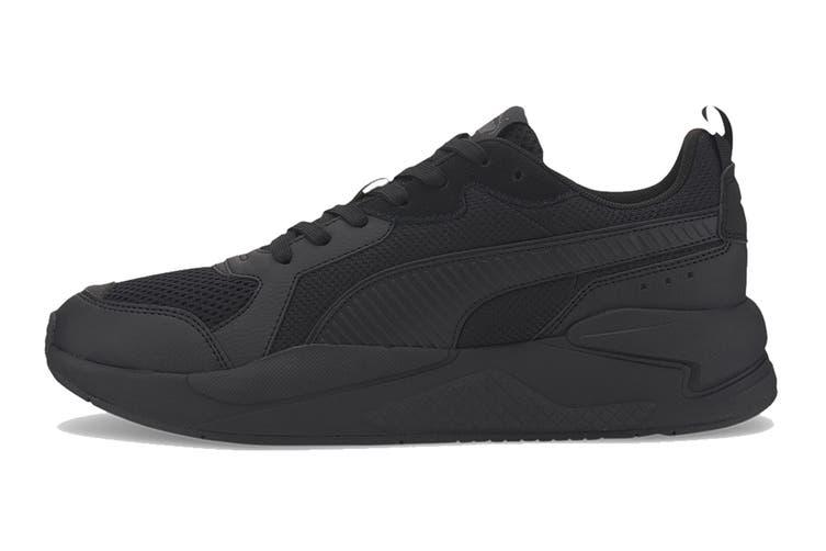Puma Men's X-Ray Shoe (Puma Black-Dark Shadow, Size 12 US)