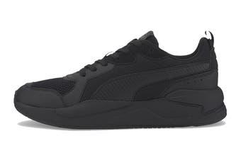 Puma Unisex X-Ray Shoe (Puma Black-Dark Shadow)