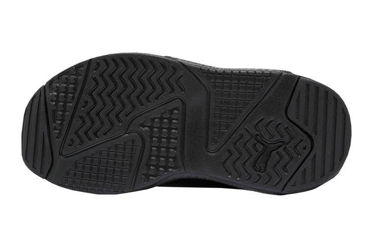 Puma Boys' X-Ray AC Pre-School Shoe (Puma Black-Dark Shadow, Size 10.5C US)