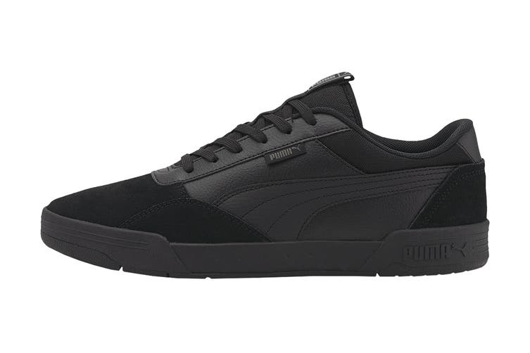 Puma Men's C-Skate Shoe (Puma Black-Puma Black, Size 7.5)