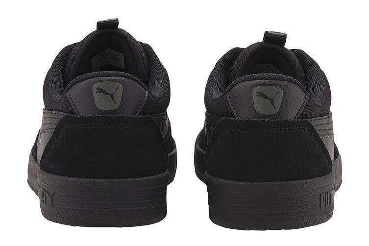 Puma Men's C-Skate Shoe (Puma Black-Puma Black, Size 9.5)