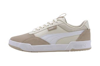 Puma Boys' C-Skate Junior Shoe (Vaporous Gray-Puma White)