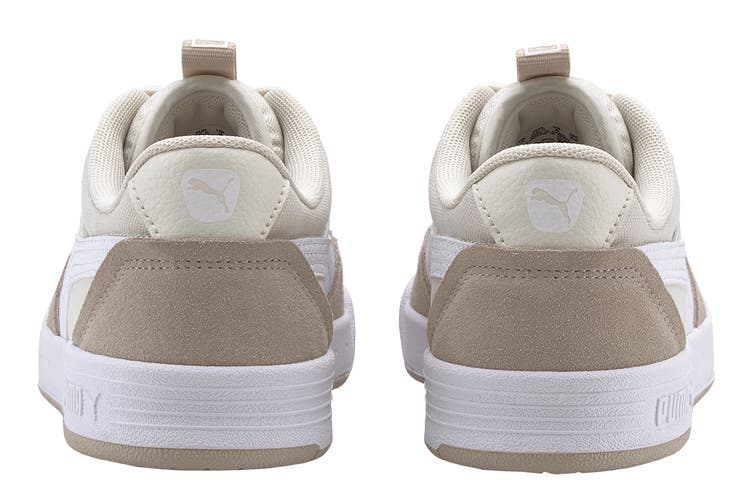 Puma Boys' C-Skate Junior Shoe (Vaporous Gray-Puma White, Size 4C US)