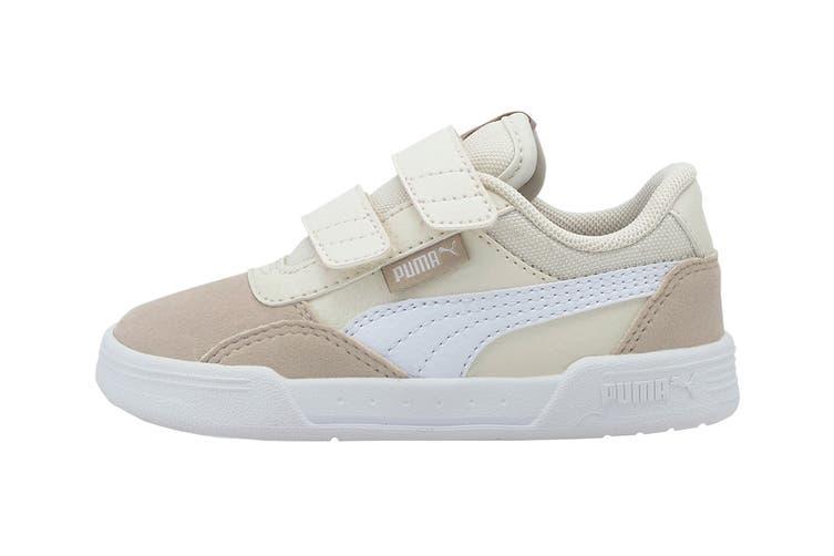 Puma Boys' C-Skate V Infant Shoe (Vaporous Gray-Puma White, Size 4C US)