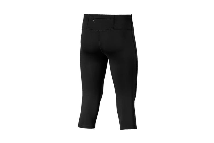Puma Men's Ignite 3/4 Tight (Puma Black, Size L)