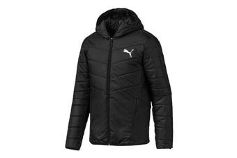 Puma Men's WarmCELL Padded Jacket (Puma Black)