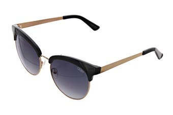 Quay CHERRY Sunglasses (Black, Size 56-18-148) - Smoke