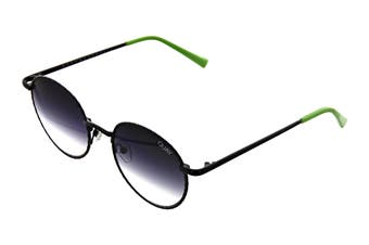 Quay I See You Sunglasses (Black Rope, Size 50-25-136) - Black Fade