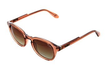 Quay WALK On Sunglasses (Coffee, Size 47-20-147) - Brown Fade