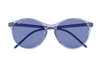 Ray Ban 0RB4371F Sunglasses (Light Blue) - Light Blue Classic