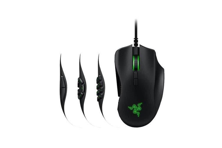 Razer Naga Trinity Chroma Gaming Mouse