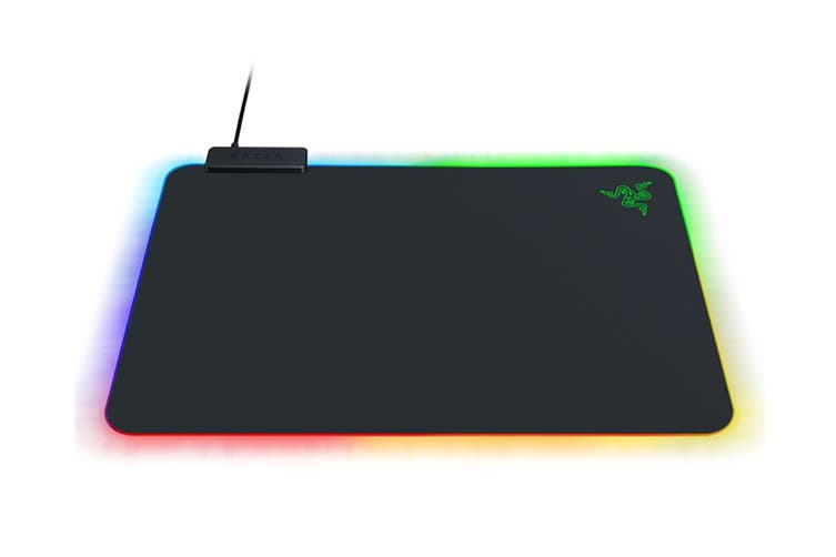 Razer Firefly v2 Chroma RGB Hard Gaming Mouse Pad