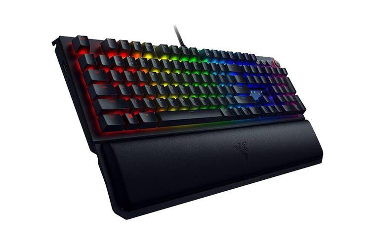 Razer BlackWidow Elite Chroma Mechanical Gaming Keyboard (Green Switch)