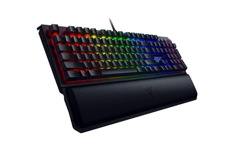 Razer BlackWidow Elite Chroma Mechanical Gaming Keyboard (Orange Switch)