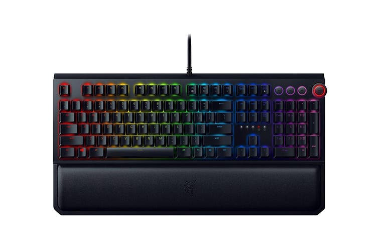 Razer BlackWidow Elite Chroma Mechanical Gaming Keyboard (Yellow Switch)