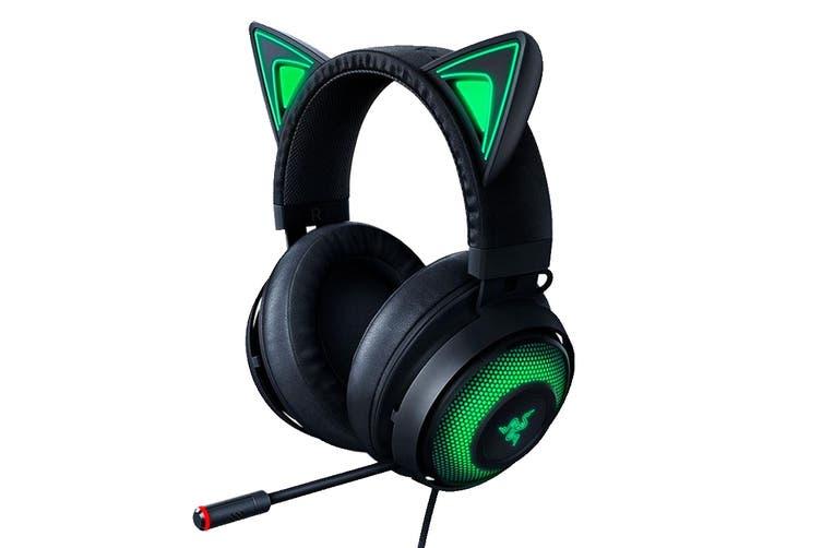Razer Kraken Kitty - Chroma USB Gaming Headset (Black)
