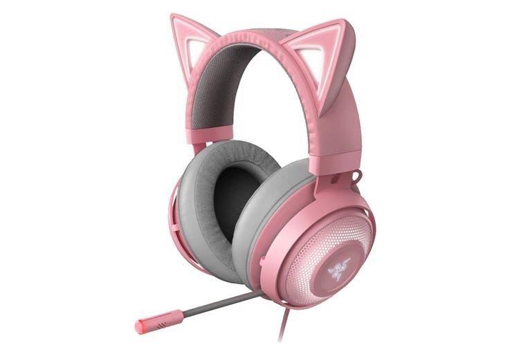 Razer Kraken Kitty - Chroma USB Gaming Headset (Quartz)