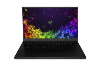 Razer Blade 15 FHD 60Hz i7 256GB SSD + 2TB HHD GTX 1060- 16GB RAM Win10 Gaming Laptop