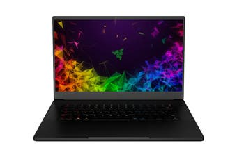 "Razer Blade 15 Advanced Model 15.6"" FHD Matte 240HZ i7-9750H 256GB SSD RTX 2070 Max-Q 16GB RAM Win10 Gaming Laptop"