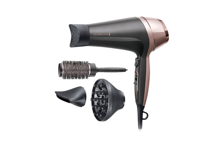 Remington & Straight Confidence Hair Dryer (D5706AU)