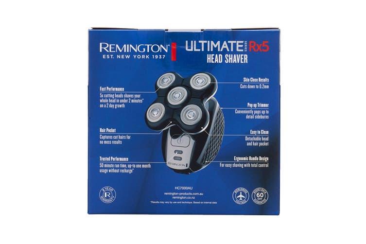 Remington Ultimate Series Rx5 Head Shaver (HC7000AU)