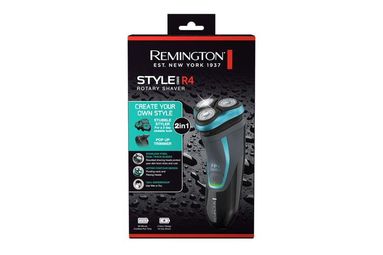 Remington Style Series R4 Rotary Shaver (R4500AU)