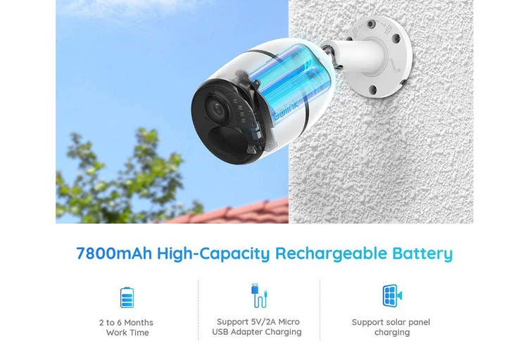 Reolink Go Wireless 4G/LTE Security Camera
