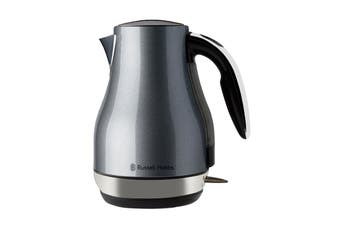 Russell Hobbs 1.7L Siena Kettle - Antique Silver (RHK42SIL)