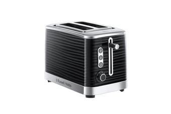 Russell Hobbs Inspire 2 Slice Toaster - Black (RHT112BLK)