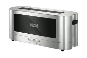 Russell Hobbs Elegance 2 Slice Toaster (RHT152)