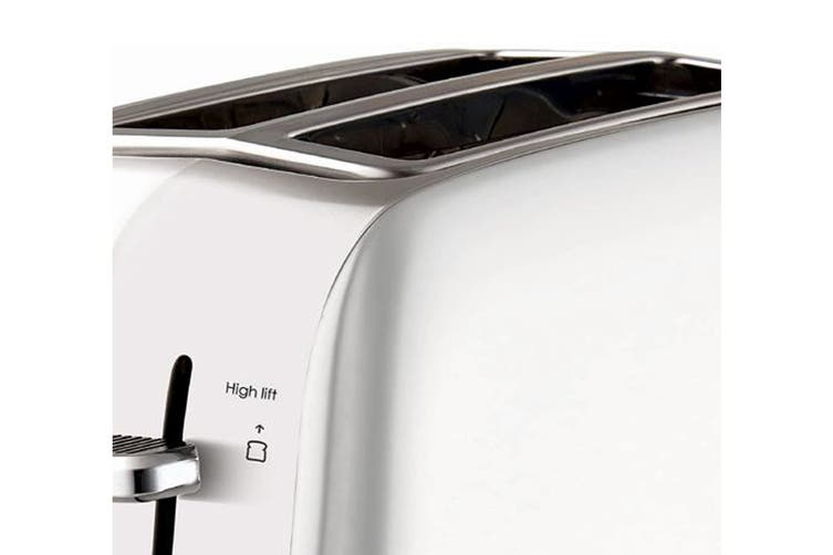 Russell Hobbs Heritage Vogue 2 Slice Toaster - Polished (RHT52POL)