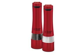 Russell Hobbs Salt & Pepper Mills - Red (RHPK4000RED)