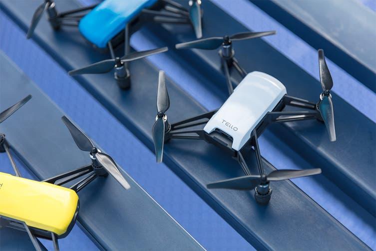 Ryze Tech Tello Drone Powered by DJI - Official DJI Refurbished (White)