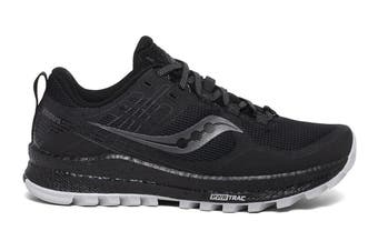 Saucony Women's Xodus 10 Running Shoe (Black)