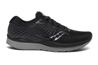 Saucony Men's Guide 13 Running Shoe (Black Out)