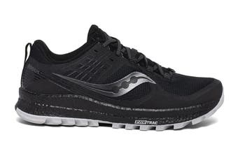 Saucony Men's Xodus 10 Running Shoe (Black)