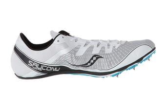 Saucony Men's Ballista 2 Running Shoe (White/Black)