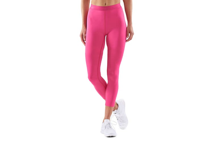 SKINS DNAmic Women's 7/8 Tights (Pink, Size S)