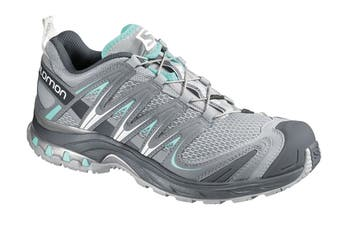 Salomon Women's XA Pro 3D W (Onyx, Onyx, Igloo Blue)