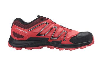 Salomon Women's Speedtrak (Coral Punch/Black, Size 5)