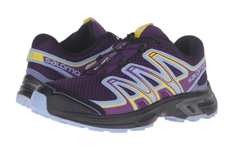 Salomon Women's Wings Flyte 2 (Cosmic Purple, Size 4.5)