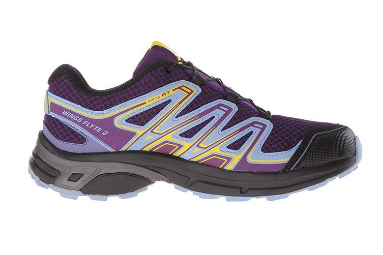 Salomon Women's Wings Flyte 2 (Cosmic Purple, Size 6.5)