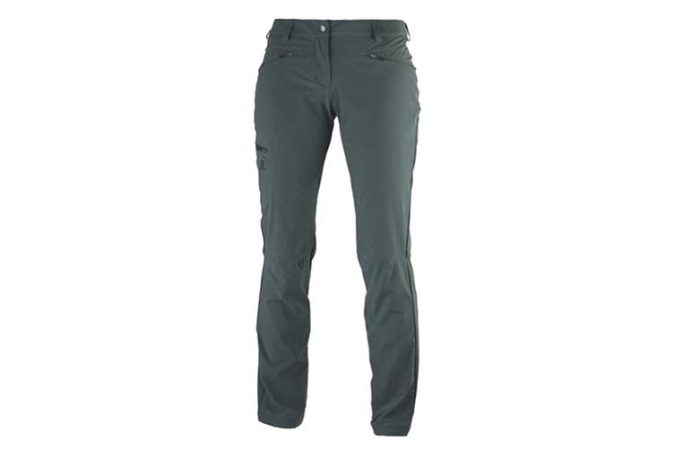 Salomon Wayfarer Utility Pants Women's (Urban Chic, Size 34R)