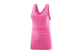 Salomon Elevate Move'On Tank Women's (Pink Yarrow)