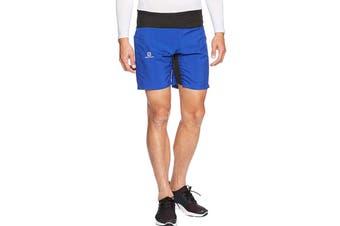 Salomon Trail Runner Twinskin Shorts Men's (Surf The Web)