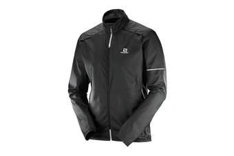 Salomon Agile Wind Jacket (Black)