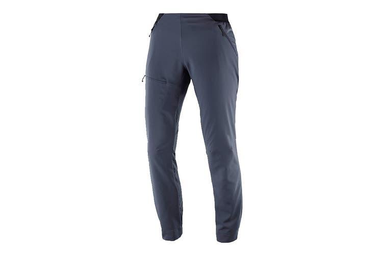 Salomon Outspeed Pants Women's (Graphite, Size XS)