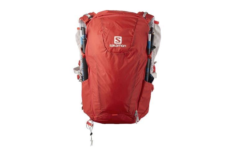 Salomon Bag Peak 20 (Fiery Red/Alloy)