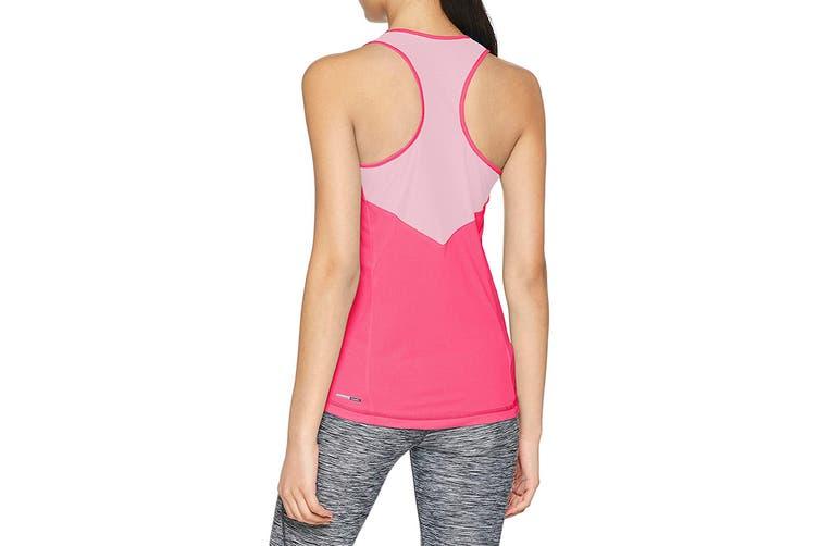 Salomon Agile Tank Women's (Pink Yarrow, Size Large)